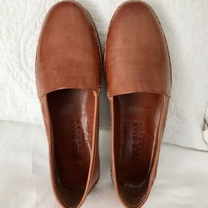 COLE HAAN Italian Leather Loafers-Sz 6B